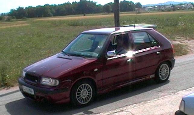 Škoda Felicia in VeNoM (Copyright: _VeNoM_)