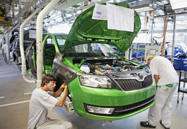 Škoda Rapid – začetek proizvodnje!