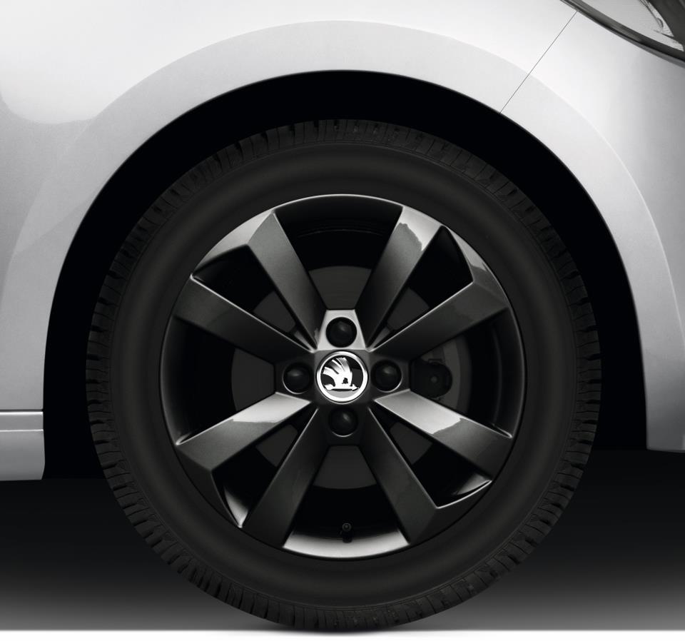 Škoda Citigo Sport (Športna platišča)