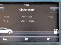 Škoda Octavia III (2013) - poraba / navigacija