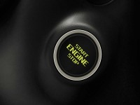 Škoda Octavia III (2013) - Start , Stop Engine (button)