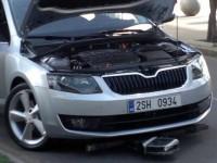 Škoda Octavia III (2013) - sprednji del