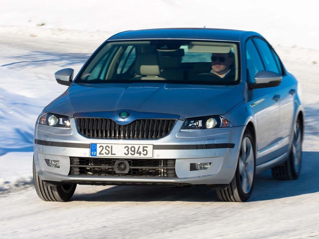 Škoda Octavia III 1.8 TSI DSG SE plus - testna vožnja