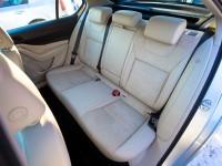 Škoda Octavia III 1.8 TSI DSG SE plus - zadnji sedeži