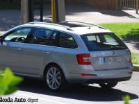 Škoda Octavia III Combi (2013) - Back