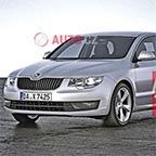2013 Škoda Superb facelift 2,0 TDI 4×4 DSG!