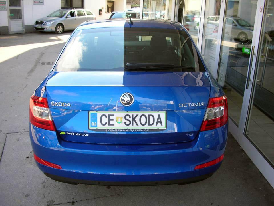 Škoda Octavia III (2013) 1.2 TSI