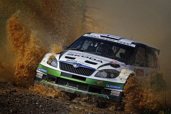 Esappeka Lappi, zmagovalec WRC2