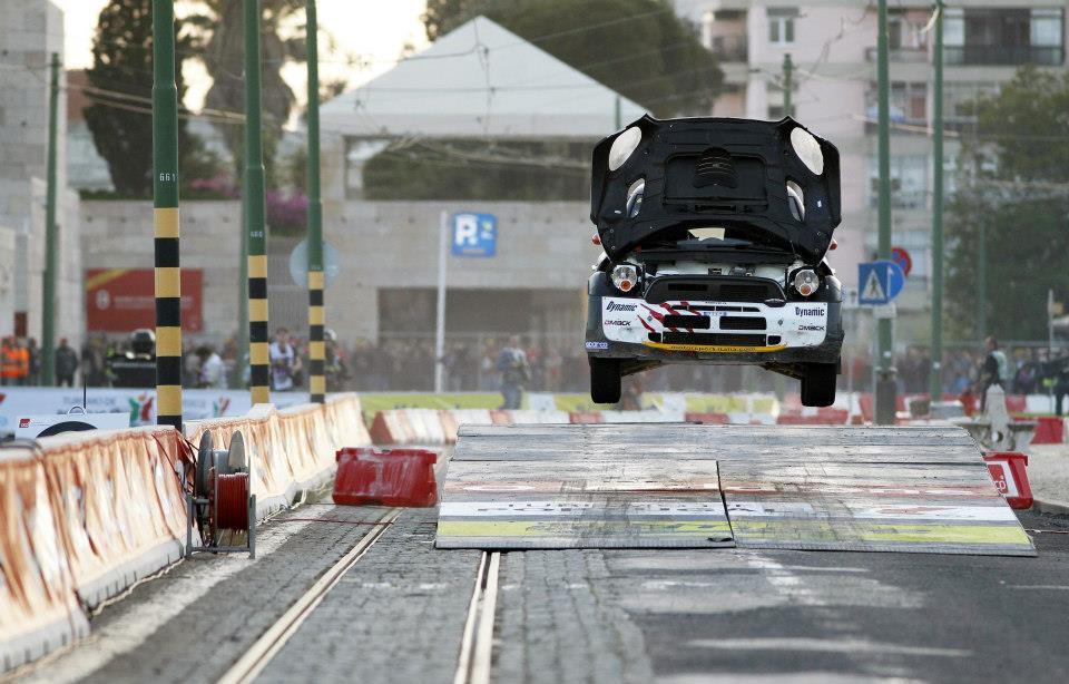 WRC Rally Portugalska