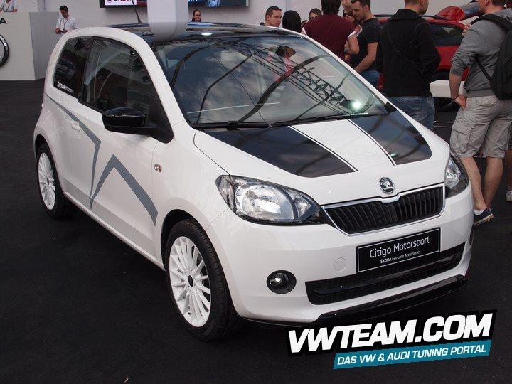 Škoda Citigo Motorsport