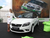Škoda Fabia RS Motorsport - UK Edition