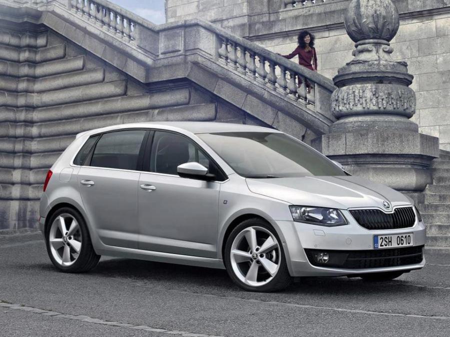 Škoda Fabia (III) 2014!