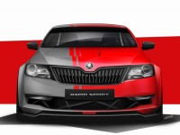 Škoda Rapid Sport »koncept«