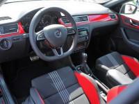 "Škoda Rapid Sport ""koncept"" - interior"