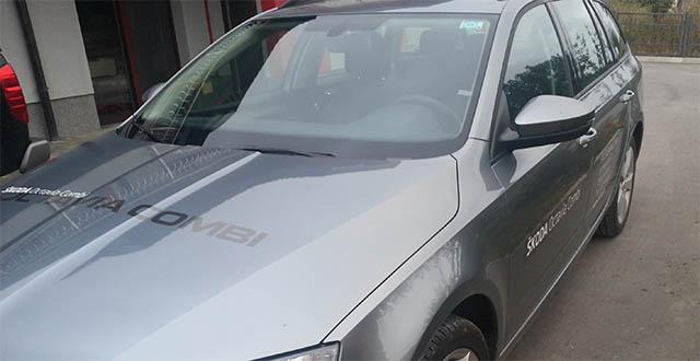 Škoda Octavia Combi 1.6TDI