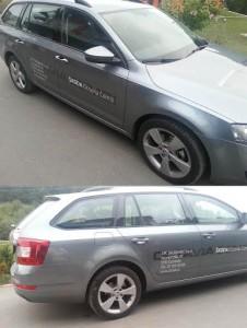 Škoda Octavi Combi 1.6TDI