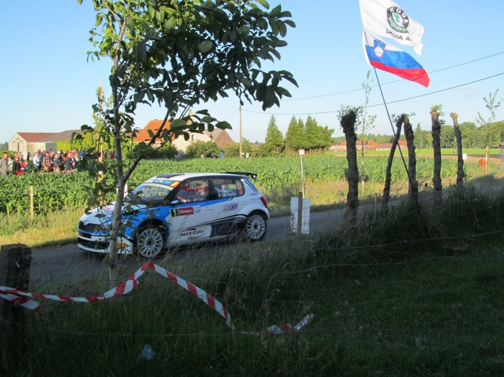 50.Geko Ypres Rally 2014