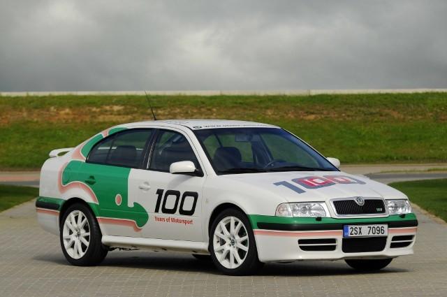 Octavia RS WRC Edition