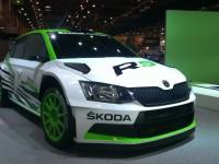 Škoda Fabia R5 Concept Car Essen